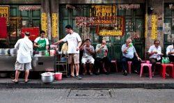 Gatvės maistas Tailande