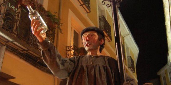 Girtųjų eisena Ispanijoje