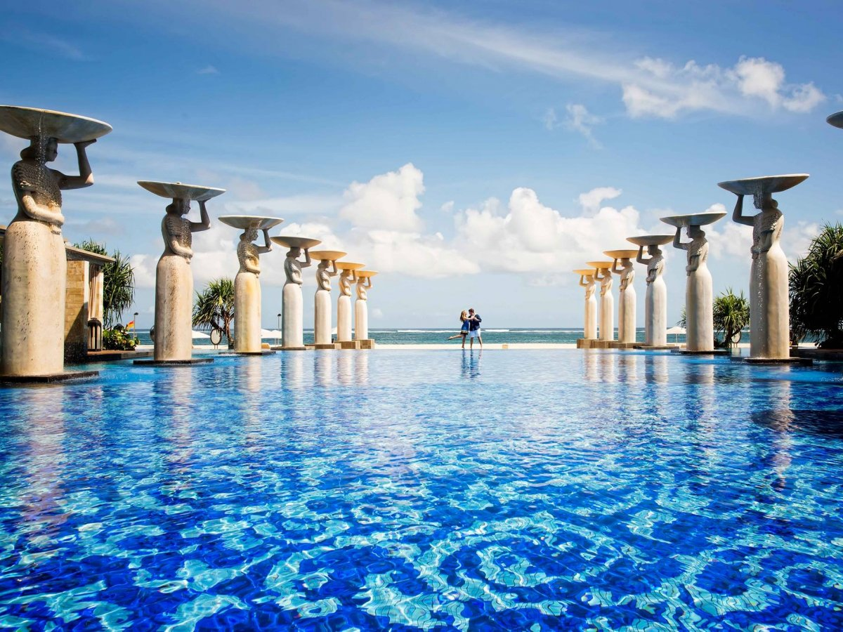 Top 10 gra iausi pasaulio vie bu iai kelioni for The most modern hotel in the world