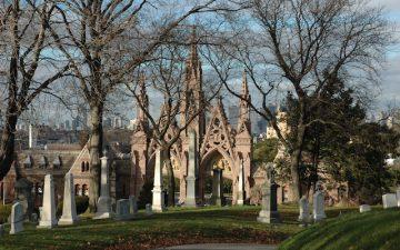 Grinvudo kapinės, Niujorkas, JAV