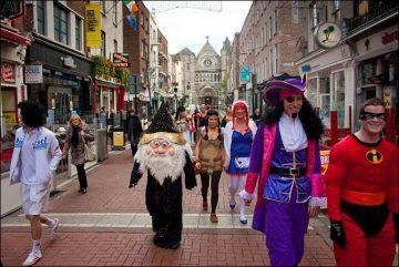 Helouvynas, Dublinas, Airija