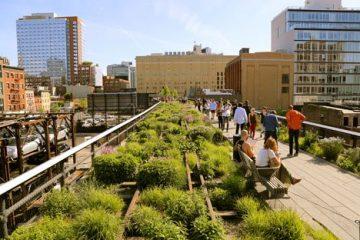 High Line parkas, Niujorkas, JAV