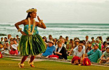 hula, Havajai, JAV