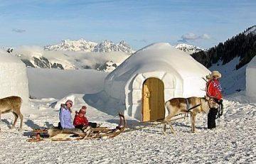 Iglu, Šveicarija