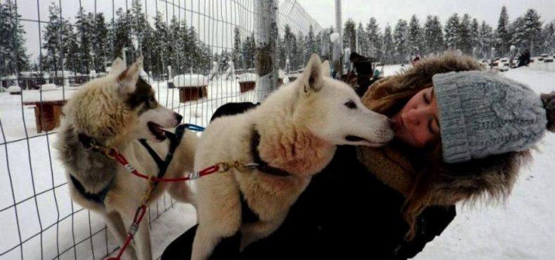 Justė Suomijoje