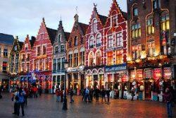 Kalėdinė mugė Belgijoje