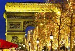 Kalėdinė mugė Paryžiuje