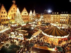 Kelėdinės mugės Vokietijoje