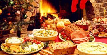 Kalėdų vakarienė