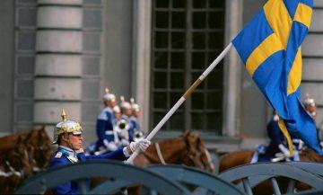 Karališkoji sargyba, Stokholmas
