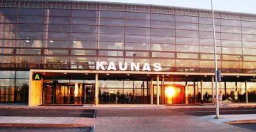 35 vasaros dienas skrydžių sostine taps Kaunas