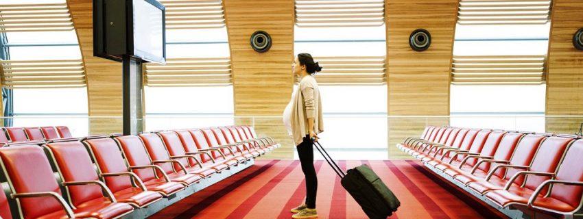 Keliavimas nėštumo metu
