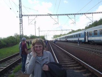 Keliavimas traukiniais