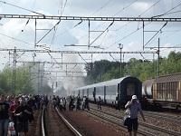 Kelionė traukiniu po Čekiją