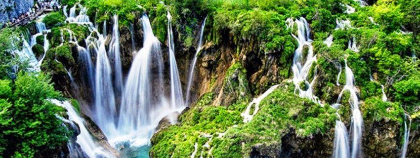 Plitvicos nacionalinio parko kriokliai, Kroatija