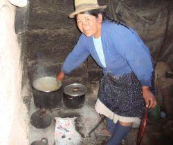 Krosnies rentimas, Peru