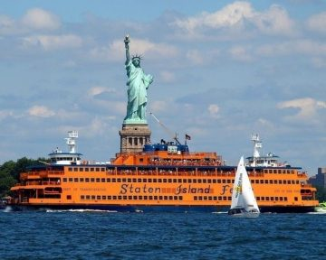 Laisvės statula, Niujorkas, JAV