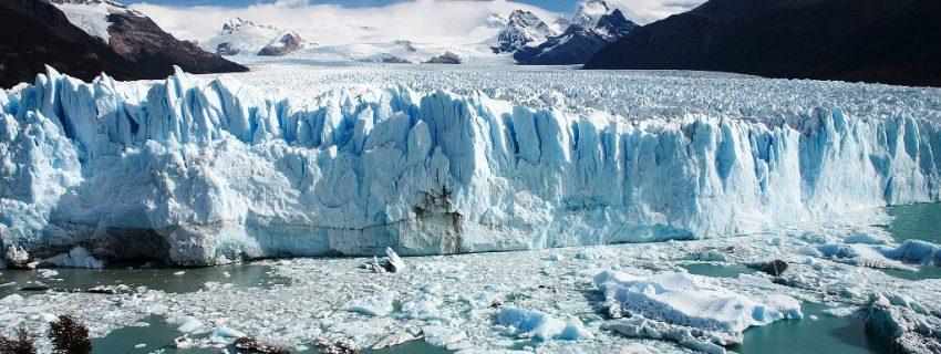 Perito Moreno ledynas, Argentina