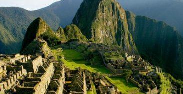 Maču Pikču, Peru
