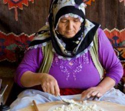 Maisto gaminimas, Stambulas, Turkija