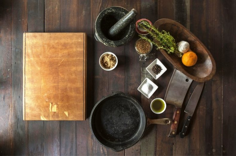 Maisto gaminimo kursai keliaujant