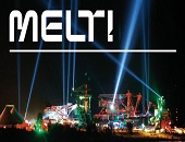 Melt! Festivalis Vokietijoje 2013