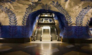 Metro, Stokholmas