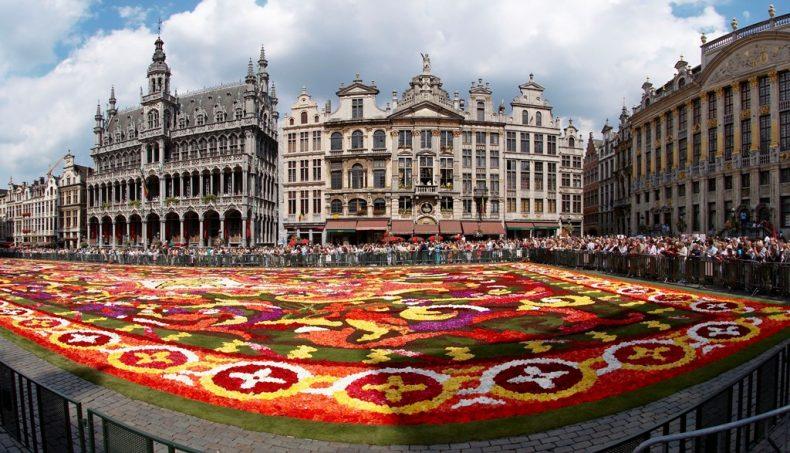 Nemokamai lankytinos vietos Briuselyje