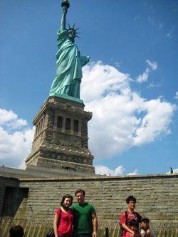 Kelionių istorija: mano pirmoji kelionė į Ameriką