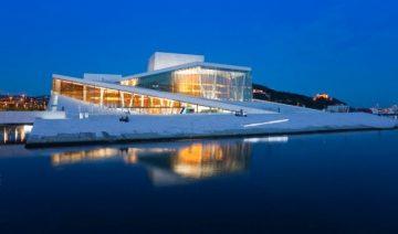Oslas, Operos ir baleto teatras
