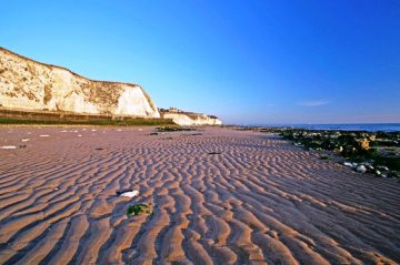 Anglijos pakrantės