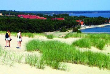 Kuršių Nerijos pakrantė, Nida, Lietuva