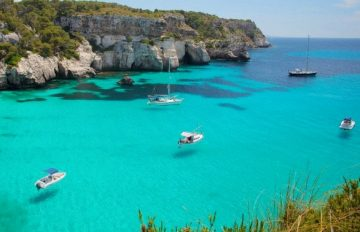 Menorkos sala, Ispanija