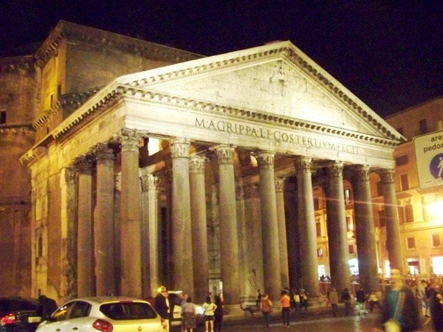 Panteonas, Roma, Viltes G. nuotrauka