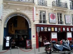 Paryžius Le Lucernaire teatras