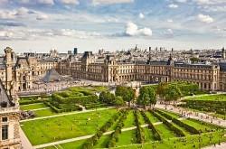 Paryžius, Tuileries sodai