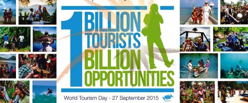 Pasaulinė turizmo diena 2015