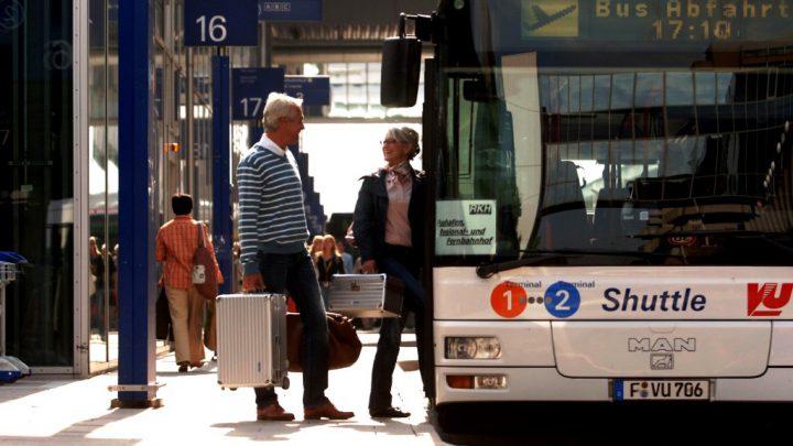 Pervežimas iš ir į oro uostą