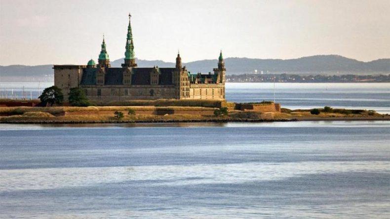 Kronborgo pilis, Danija