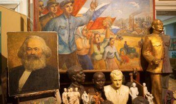 Prahos komunizmo muziejus
