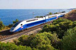 Kelionės traukiniais pro Europos pakrantes