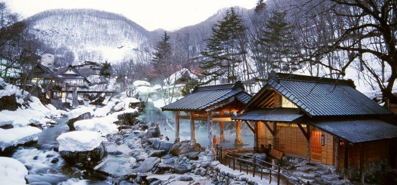 Rotenburo Japonijoje