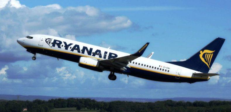Ryanair pigūs skrydžiai