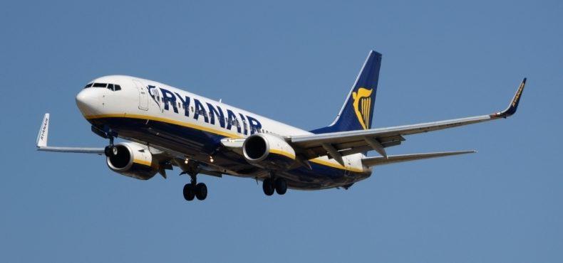 """""""Ryanair"""" aviakompanijos naujienos"""