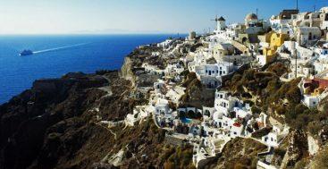 Graikijos salos keltu su vienu bilietu