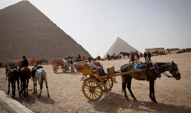 Šeimos kelionės į Egiptą, Kairas
