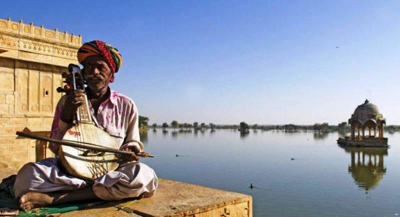 Šeimos kelionės į Indiją, Radžastanas