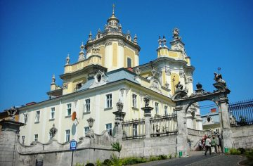 Šv. Jurgio katedra, Lvovas