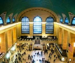 Niujorko Grand Central Terminal, JAV