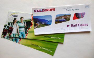 Keliavimas traukiniais: traukinių bilietai bei atskiri bilietai